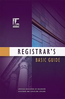 Registrar's Basic Guide