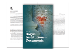 Bogus_Institutions