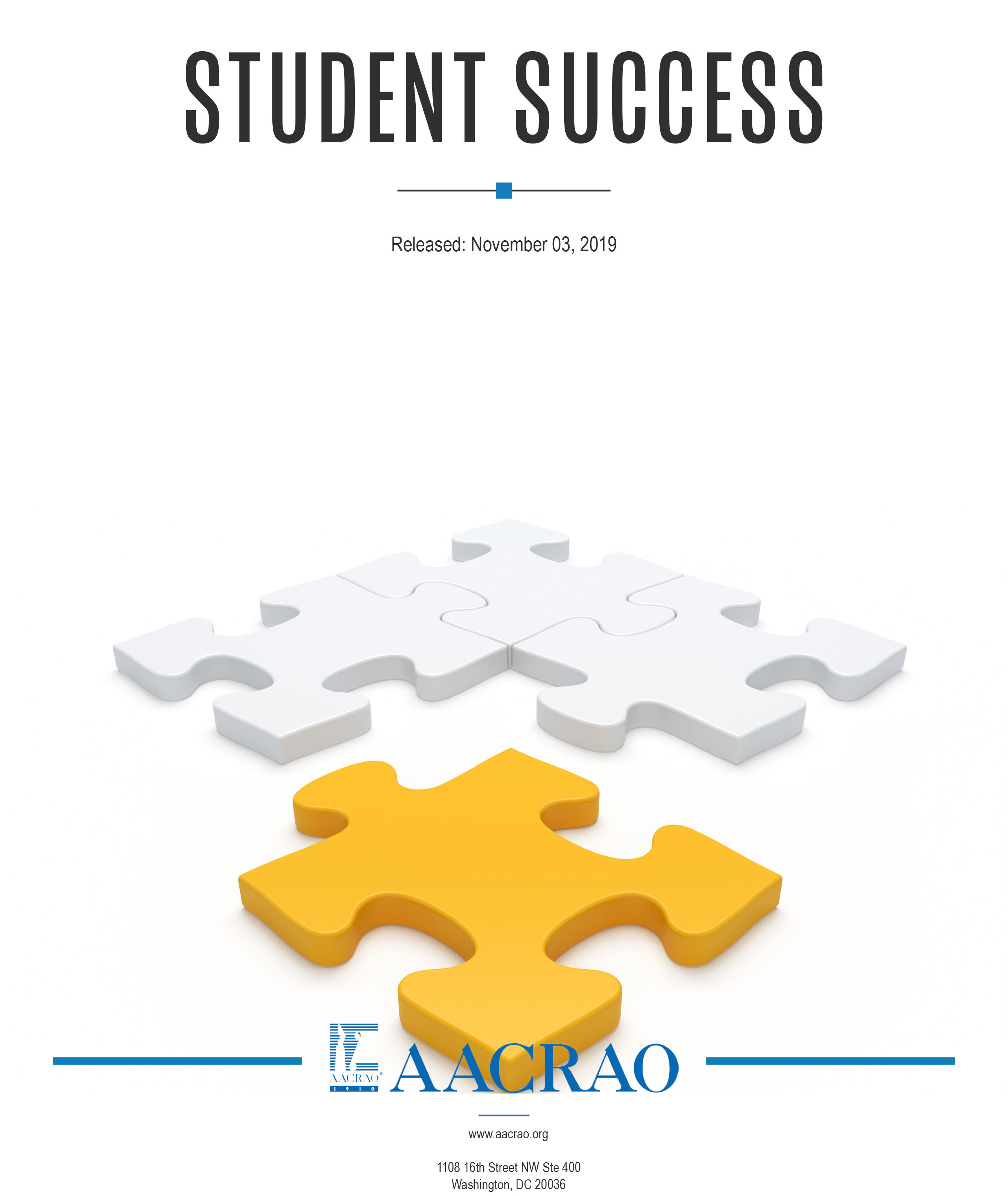 Student Success Report 11032019_Draft_Cover