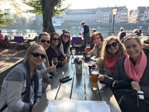 BW Seminar 2018 - Danielle McMartin, Inga Wheeler, Katrina Brown, Joanna McCord, Neringa Tuyilingire, Kristy Sauerbry, Jenifer Ruby (s)