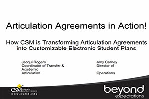 Transfer Articulation