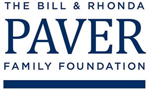 Bill & Rhonda Paver Foundation Logo