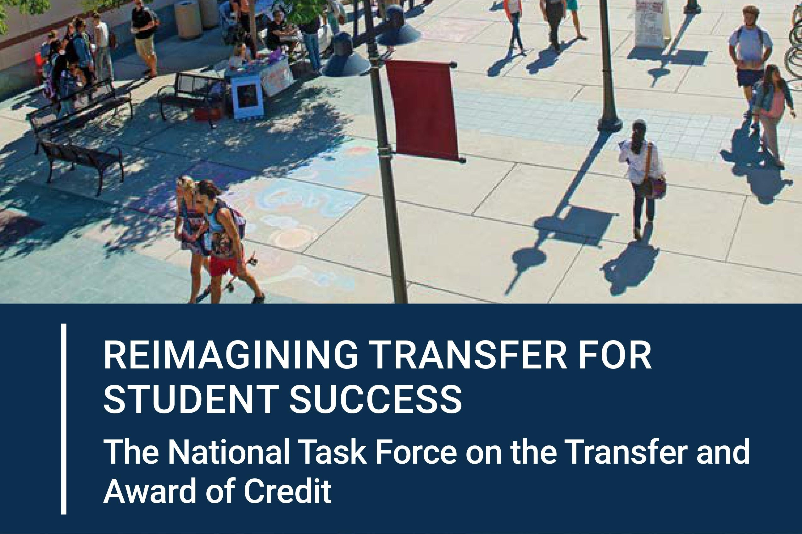 Reimagining Transfer for Student Success